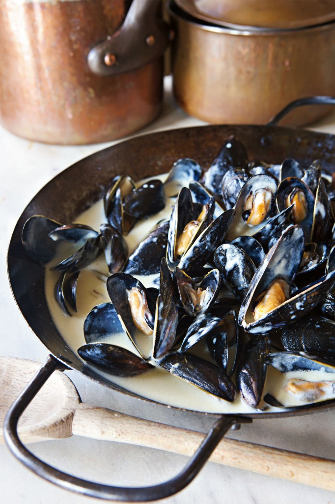 Best Mussels in Norfolk