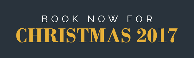 Book Now for Christmas 2017