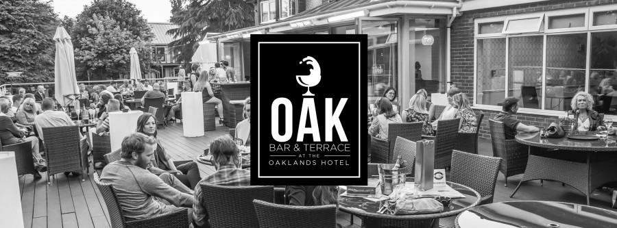 Friday Night at the Oak Bar