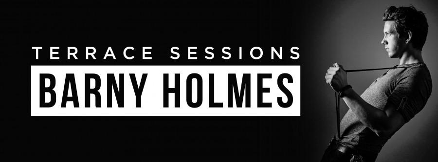 Barny Holmes at the Oak Bar this Thursday