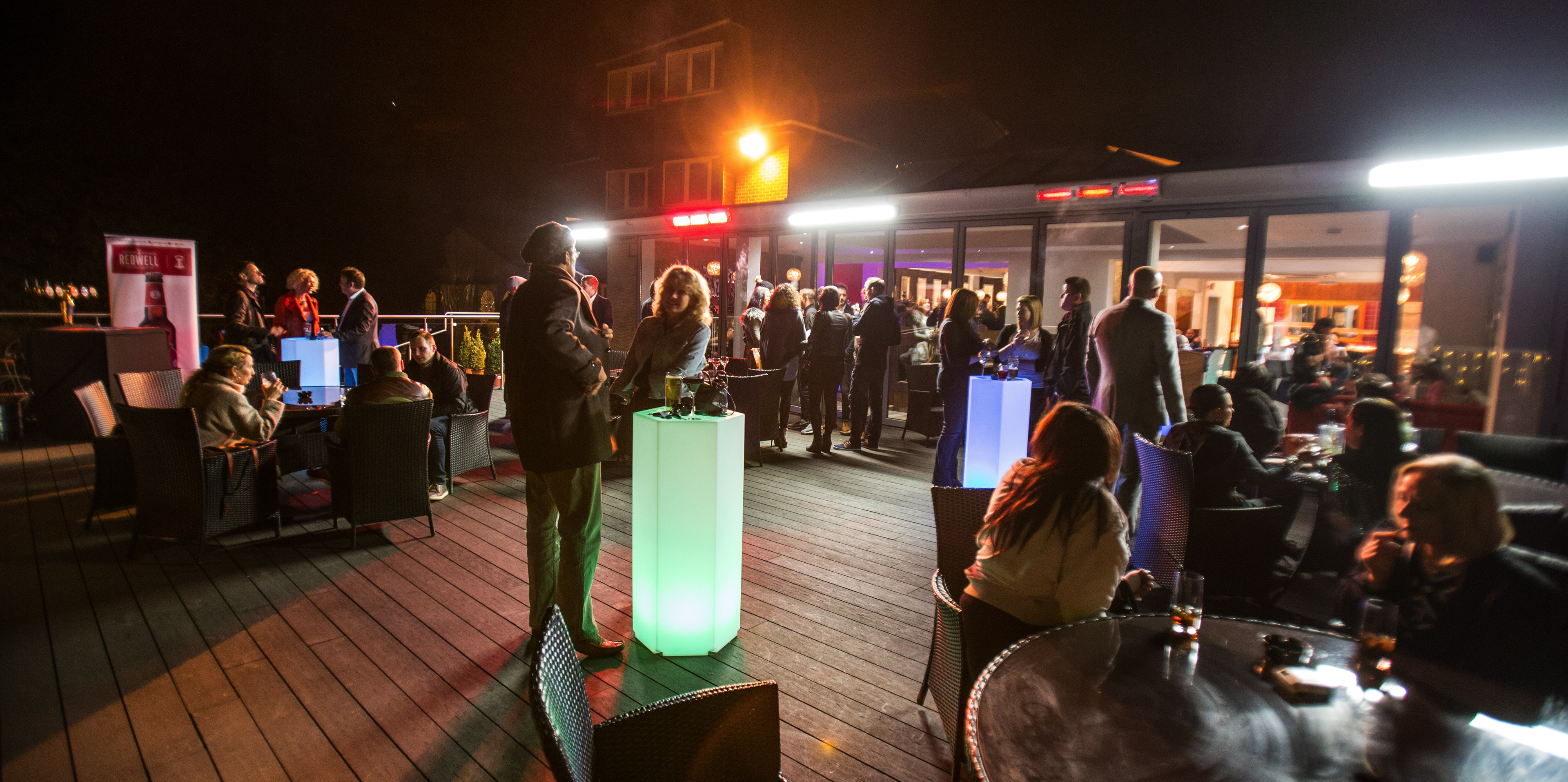 The Oak Bar Terrace Norwich Nightlife Norwich Bars