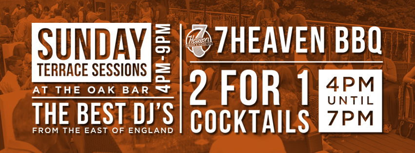 Sunday Sessions at the Oak Bar in Norwich
