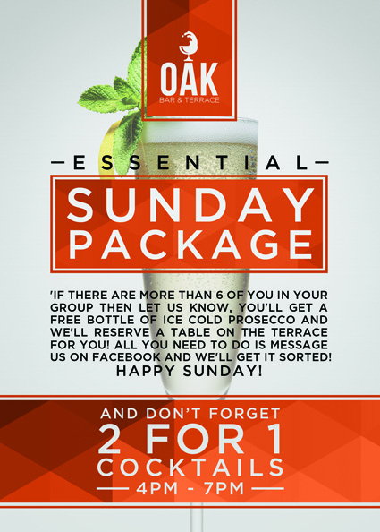Essential Sundays Package