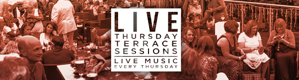Live Thursday Terrace Sessions